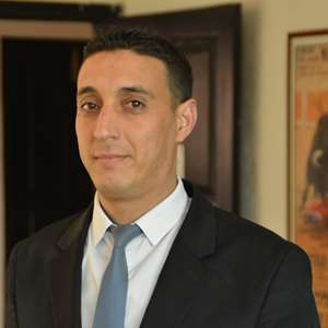 Djamel Ouis, Head of Payroll department